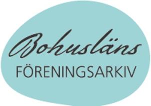 Logotype Bohusläns föreningsarkiv