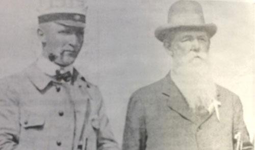 Alfred och Oscar Swahn